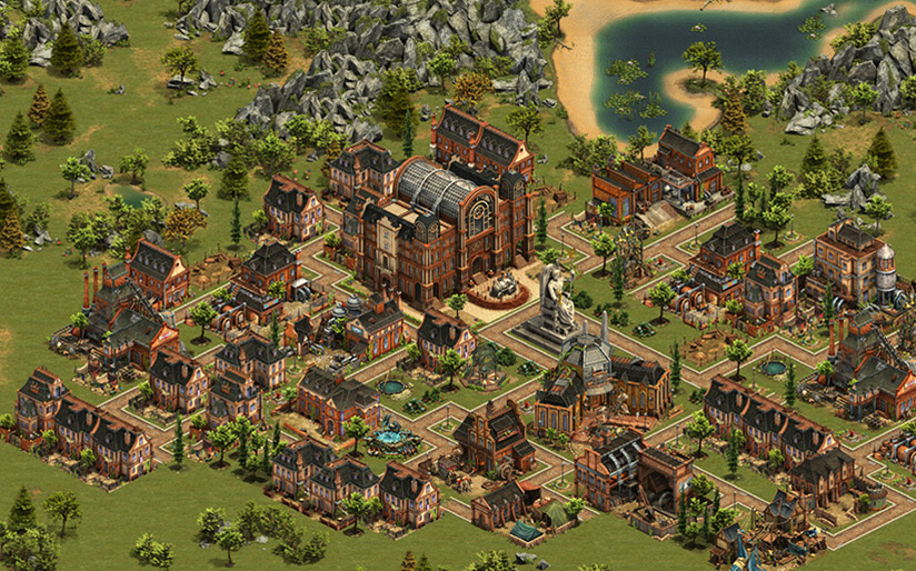 Forge Of Empires Browser